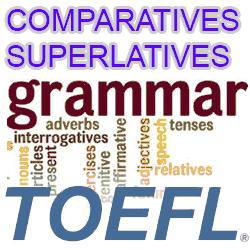 Comparative Dan Superlative Grammar Bahasa Inggris Toefl Pbt Cbt Ibt Itp Toeic Ielts Cara Mudah Belajar Tes Toefl