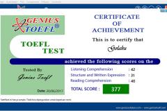 27. Halaman Contoh Sertifikat Practice Test